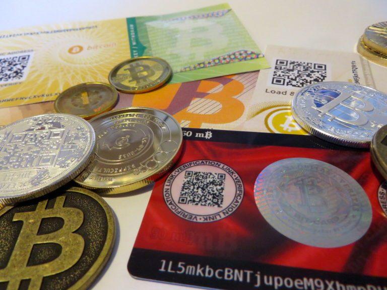 Bitcoin BTC Addresses