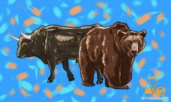 Bull Bear Blue