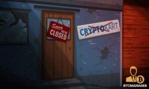 India: Cryptokart Exchange Shuts Down Citing Regulatory Uncertainties