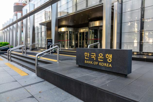 south korea central bank crypto