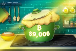 Bitcoin Price Already Up 25% in 2020 After Hitting $9,000