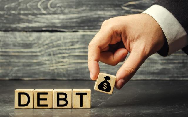 us debt in bitcoin terms