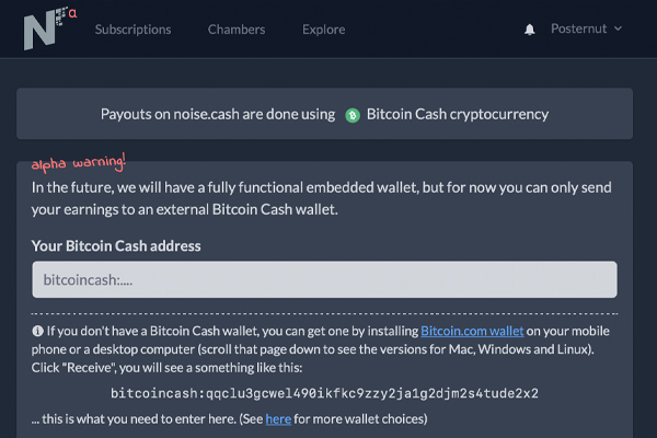 Noise.cash: Social Microblogging App Fueled by Bitcoin Cash Tips Gathers Traction